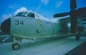 U S  Navy C-2A Photograph - Aircraft / Miscellaneous