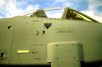 A-10 Cockpit 3 Photograph - Aircraft / Miscellaneous